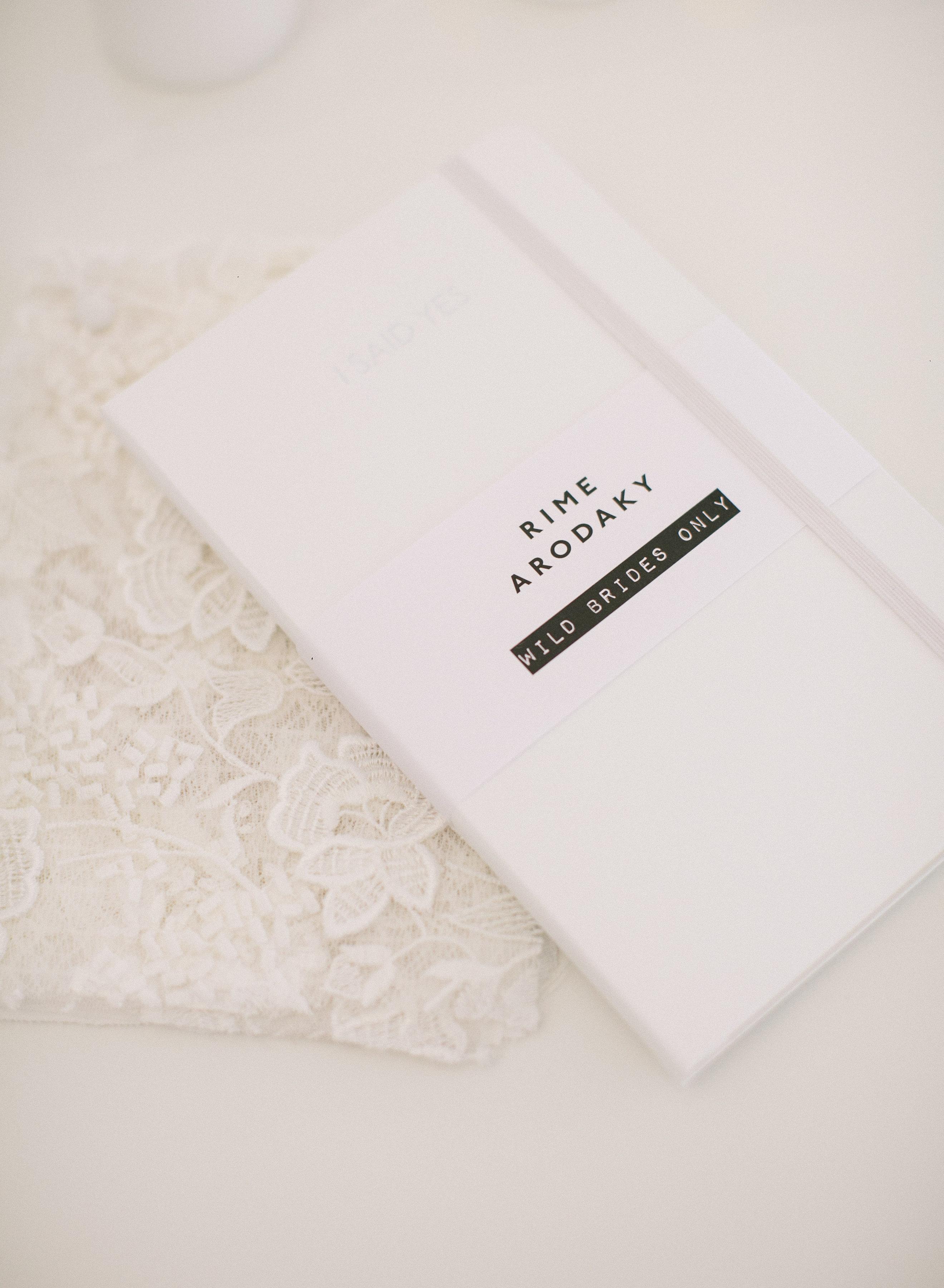 'I said yes' Moleskine notebook